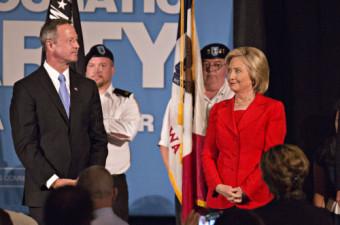 Hillary Clinton, former U.S. secretary of state