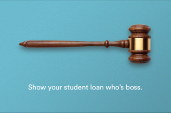 Student Loan Gavel