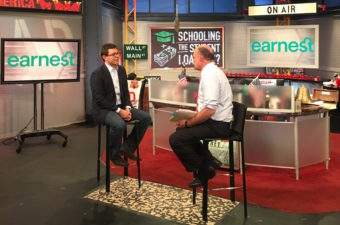Mad Money Host Jim Cramer Talks Lending with Earnest
