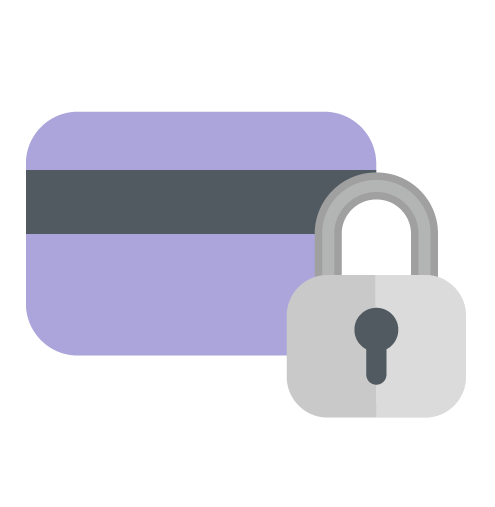credit card sequrity icon