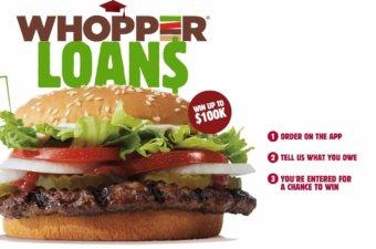 whopper loans